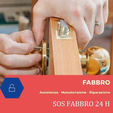Sos Fabbro Milano h24